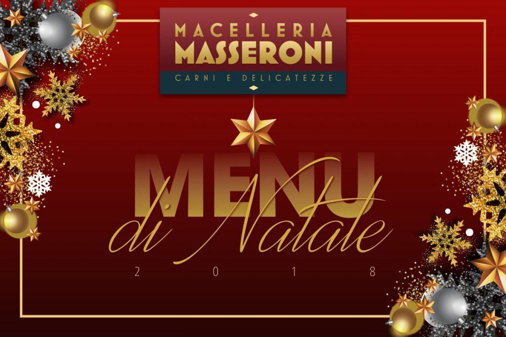 Menu Di Natale Milano.Menu Di Natale 2018 Macelleria Masseroni Milano